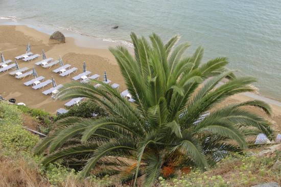 Une plage de Panormo