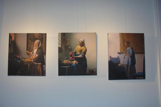06-Le musée Vermeer