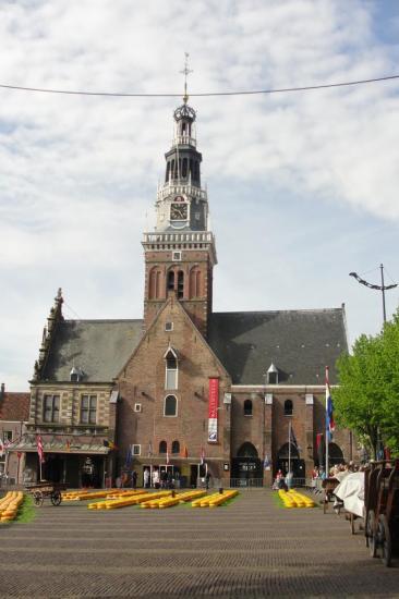 04-Le bâtiment abrite le musée du fromage