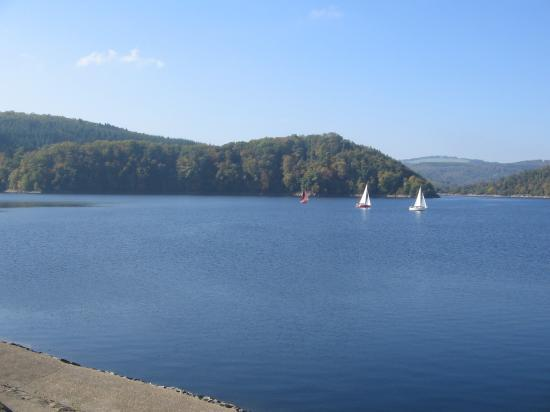 Le Rursee (Allemagne)