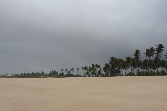 Une autre plage au Brésil