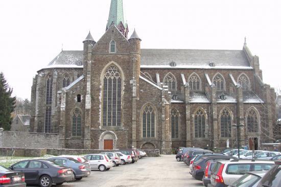 L'Abbaye Val Dieu