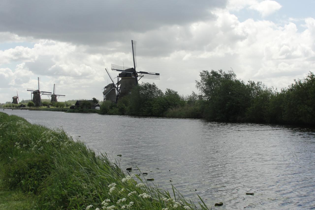 06-Kinderdijk