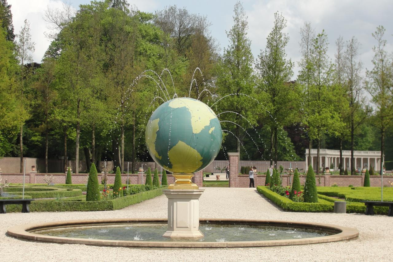 14-Le jardin de la reine