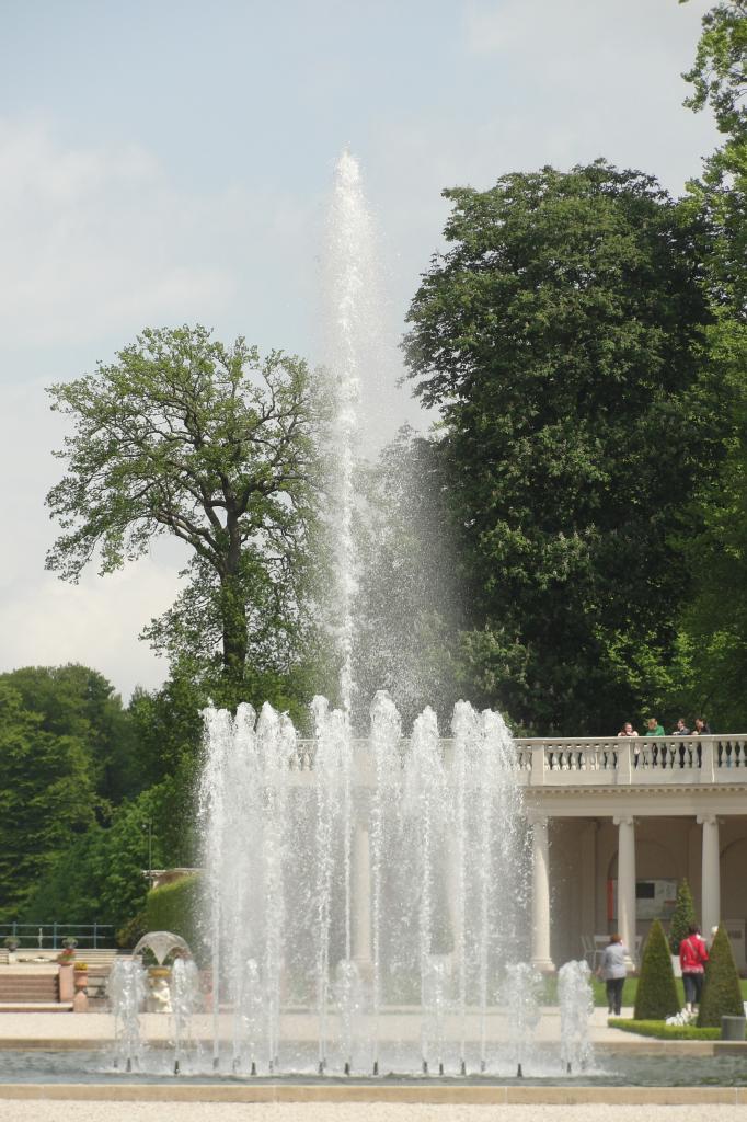 21-La fontaine du jardin supérieur