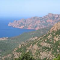 Le désert des Agriates (Corse)