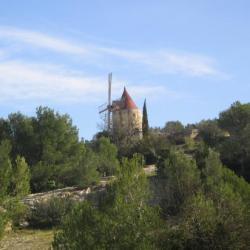 Le Moulin de Daudet (France)