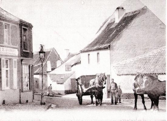 La Rue du Môle