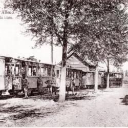 La gare des trams
